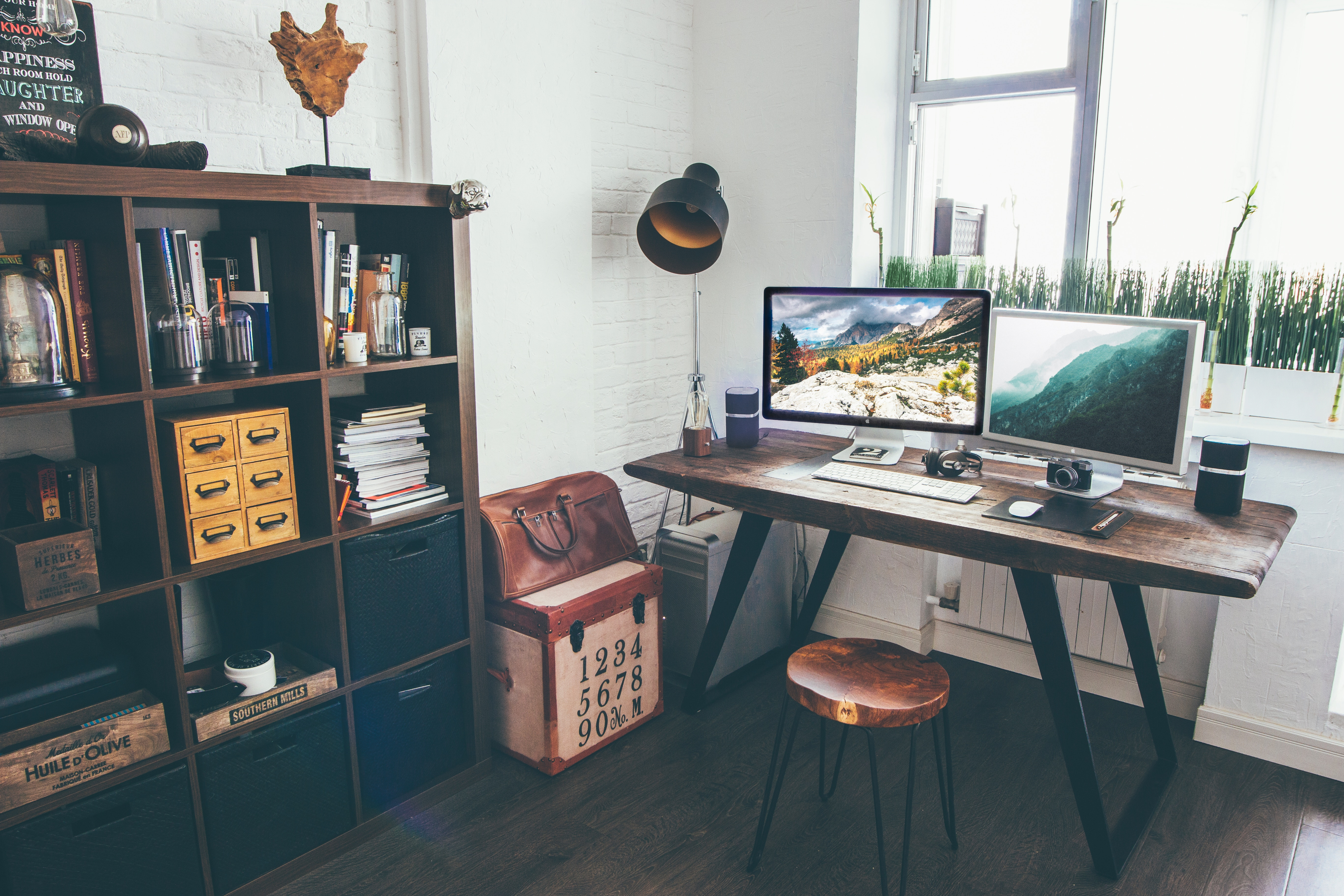 Personalized Office Space